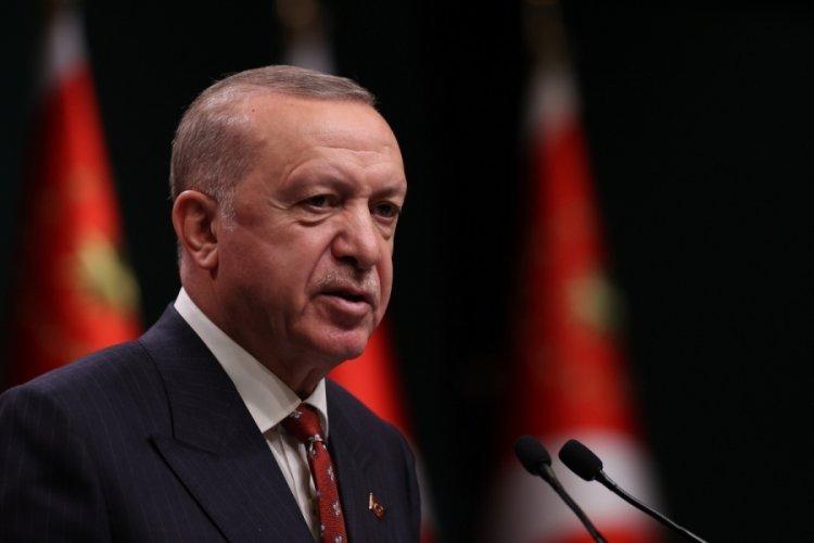 Cumhurbaşkanı Erdoğan, Cudi'de üs bölgesindeki askerlerin bayramını kutladı!