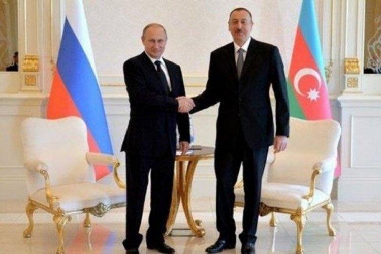 Putin ve Aliyev, yarın Karabağ'ı görüşecek