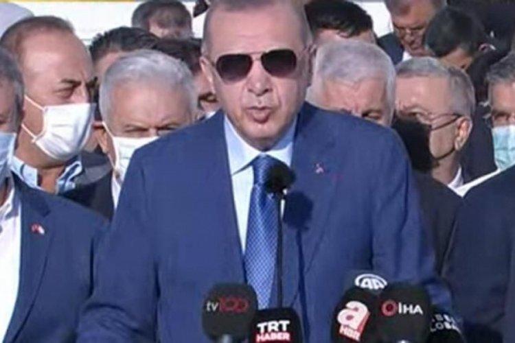 Cumhurbaşkanı Erdoğan: Yeni bir dönem var...