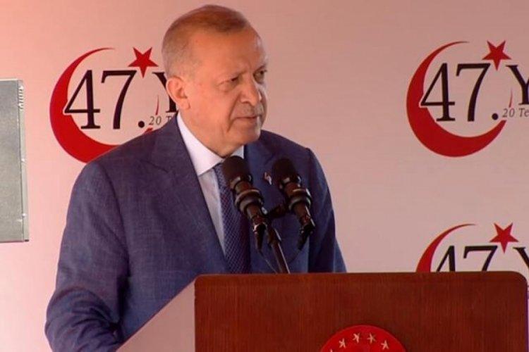 Cumhurbaşkanı Erdoğan: Siz sözünüzü tuttunuz mu?