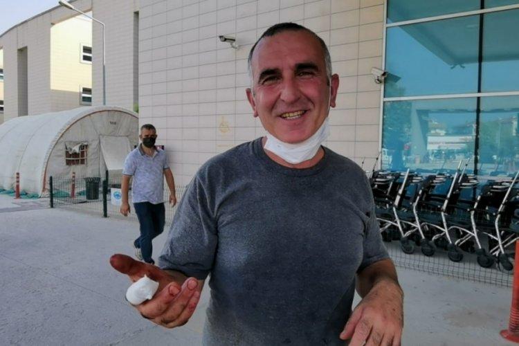 Bursa'da bayramının ilk günü 89 acemi kasap hastanelik oldu