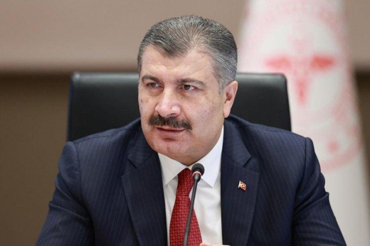 Sağlık Bakanı Fahrettin Koca'dan iki doz aşı uyarısı