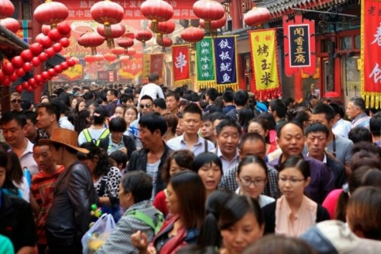 Çin'de 3 çocuk sahibi olmaya izin verildi!
