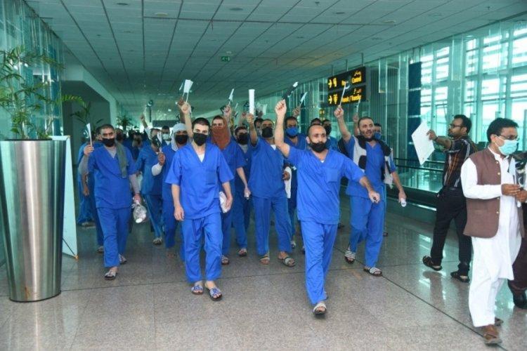 Suudi Arabistan, 62 mahkumu iade etti!