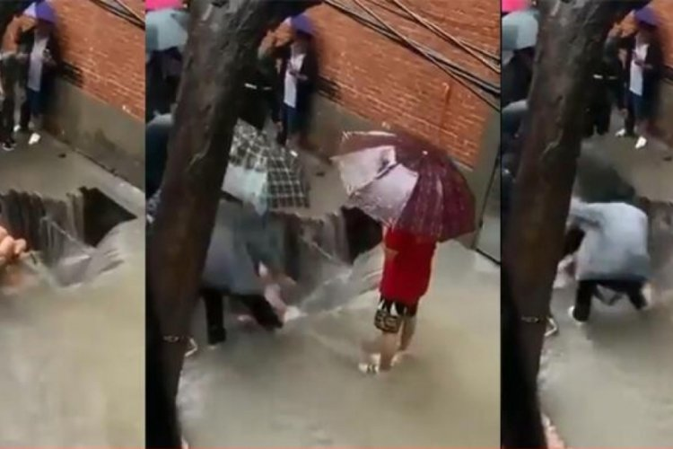 Çin'de sel felaketi çok sayıda can aldı