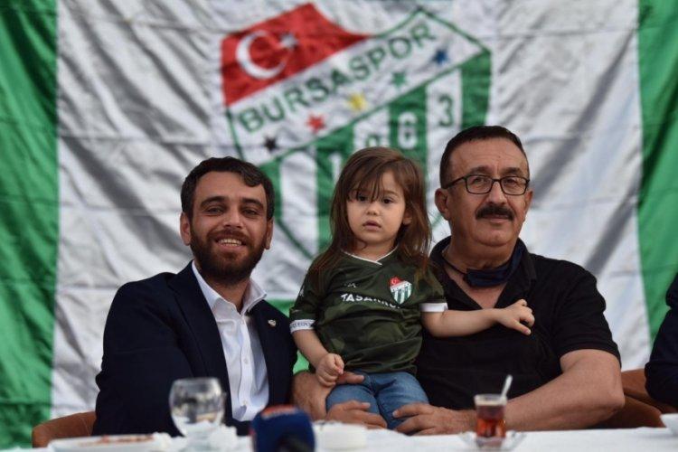Bursaspor camiası Adanur'dan sürpriz bekliyor