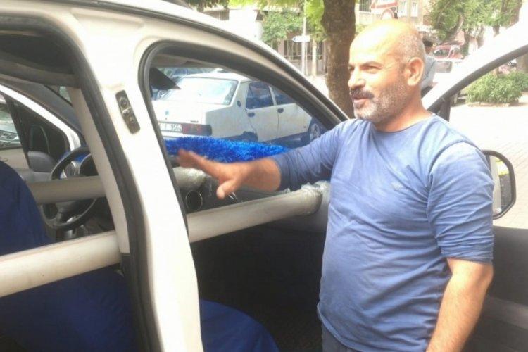 Bursa'da etler bozulmasın diye bulduğu teknik görenleri hayrete düşürdü