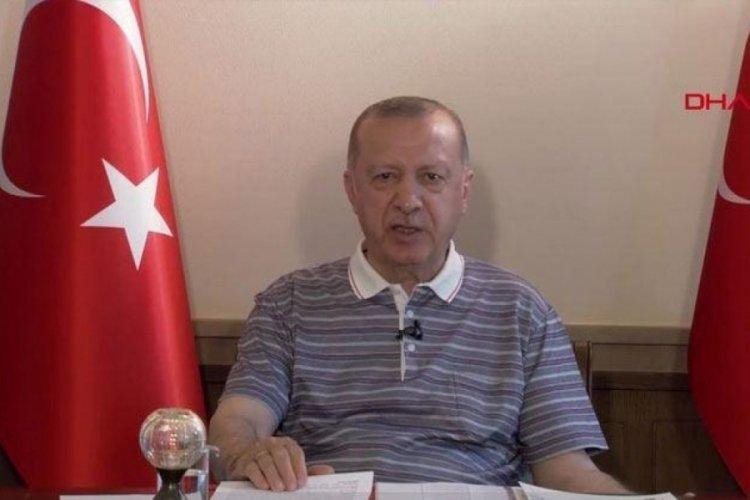 Cumhurbaşkanı Erdoğan: Ek tedbirlere gerek kalmadan atlatacağız