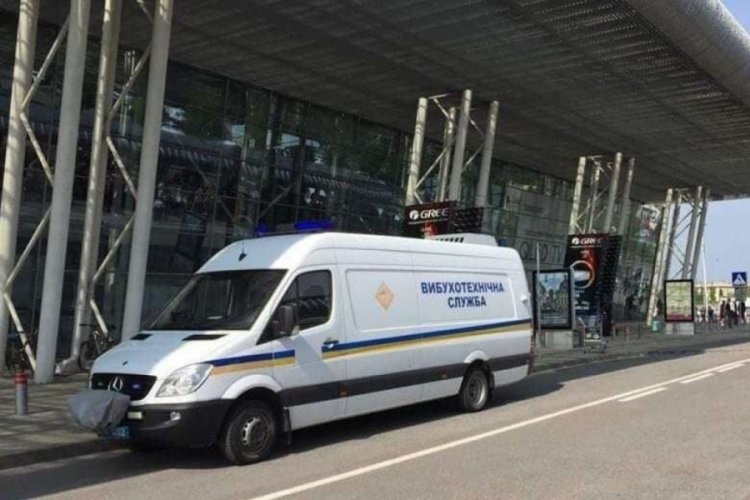 Ukrayna'da Lviv Havalimanı'nda bomba ihbarı
