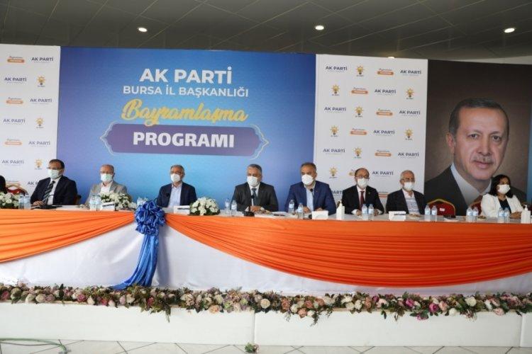Bursa Büyükşehir Belediye Başkanı Aktaş'tan bayram mesajı