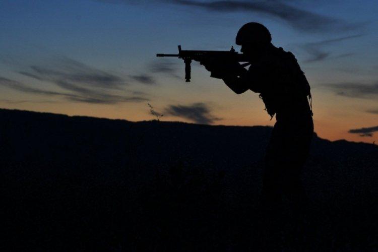 Barış Pınarı bölgesinde 5 terörist etkisiz hale getirildi