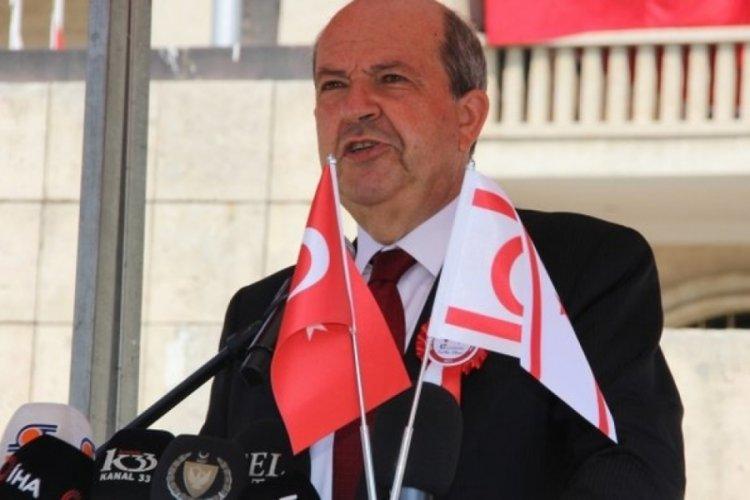 Ersin Tatar: Ok yaydan çıkmıştır