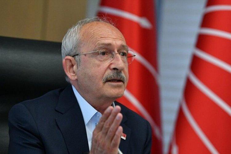 Kılıçdaroğlu'ndan  Erdoğan'a Misak-ı Milli yanıtı