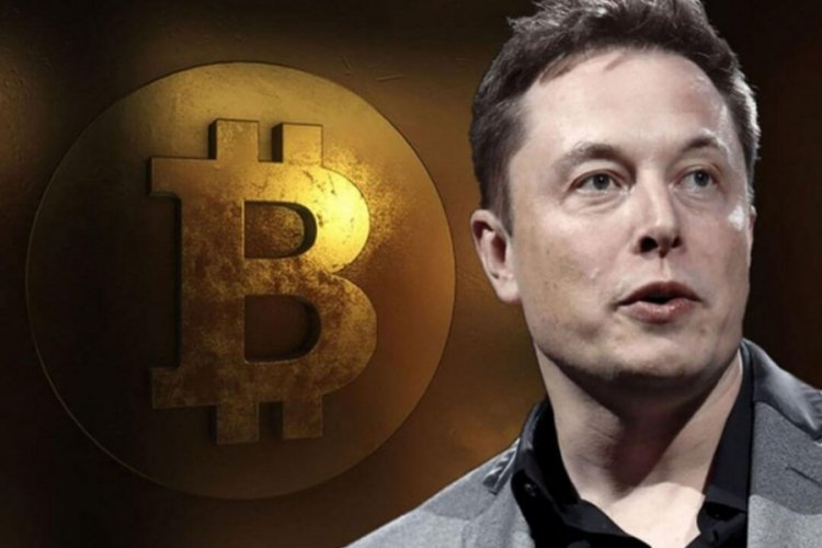Elon Musk'tan Bitcoin hamlesi