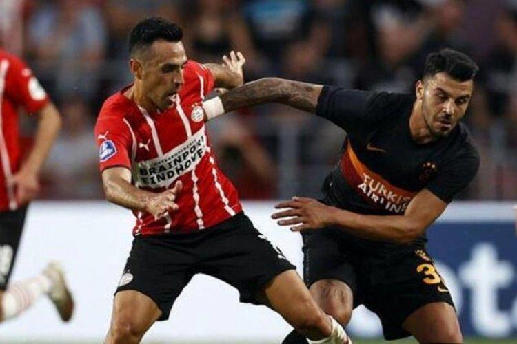 Galatasaray, PSV karşısında büyük yenilgi aldı