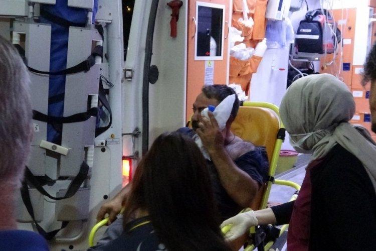 Kız alıp verme kavgasında 9 yaralı