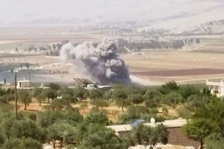 Esad rejiminin İdlib kırsalındaki saldırısında 7 sivil öldü, 3 sivil yaralandı