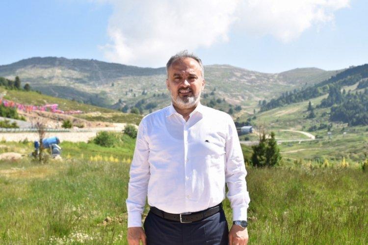Bursa Büyükşehir Belediyesi ulaşım yatırımlarını sürdürüyor
