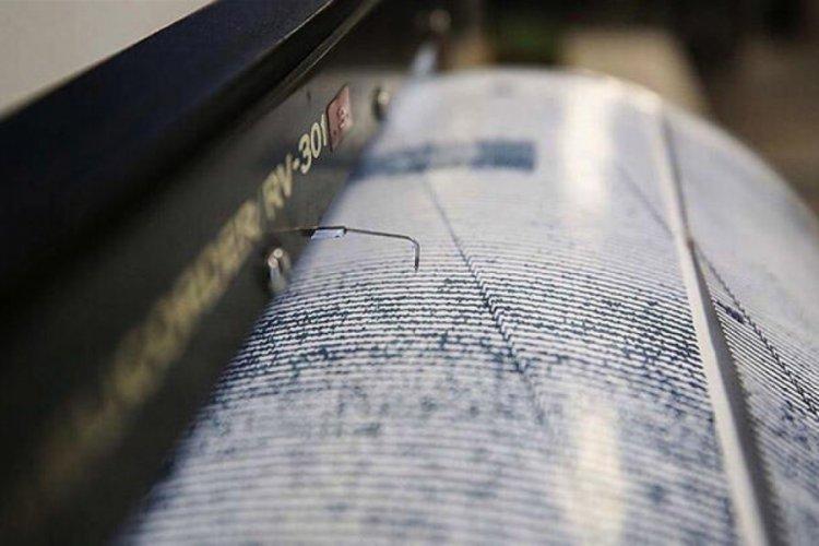 İzmir'de 1 saatte 47 deprem meydana geldi