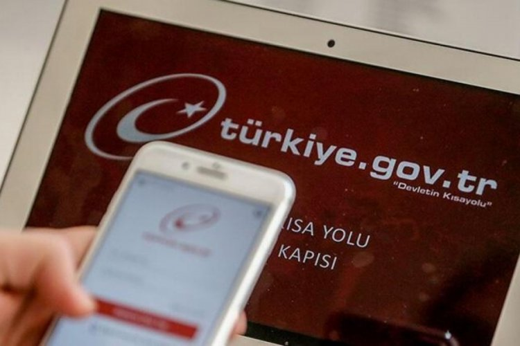 Adalet Bakanlığı yeni uygulamayı açmıştı! E-Devlet'te 850 bin erişim sağlandı
