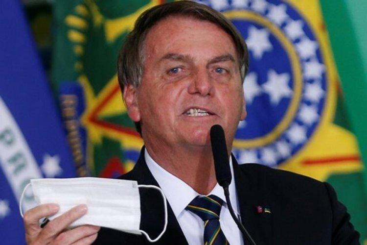 YouTube Bolsonaro'nun videolarını 'Covid'le ilgili yanlış bilgi yaymaktan' kaldırdı