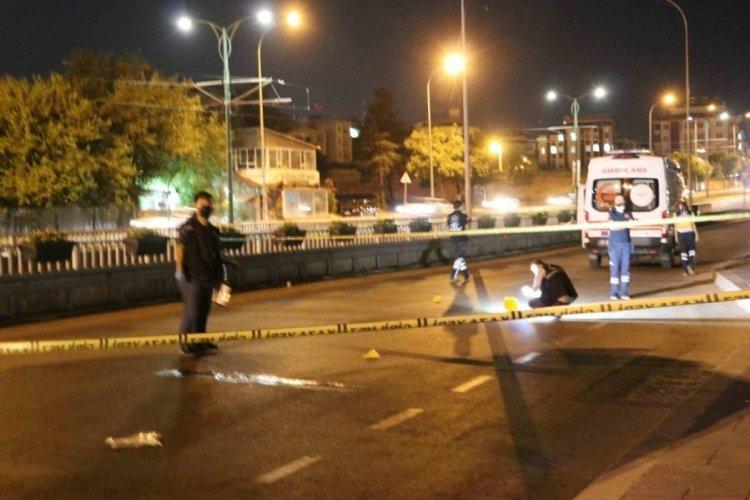 Gaziantep'te kaldırımda yürürken silahlı saldırıya uğradı