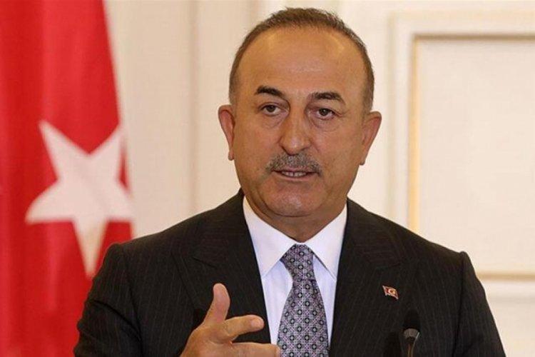 Bakan Çavuşoğlu, İspanya Dışişleri Bakanı Jose Manuel Albares ile görüştü