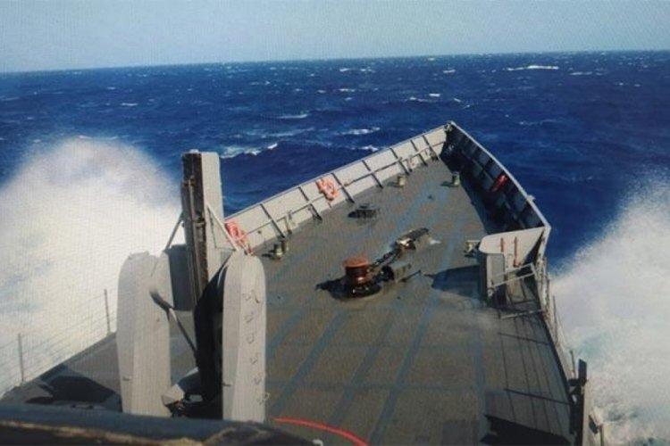 MSB, batan göçmen gemisiyle ilgili açıklama yaptı