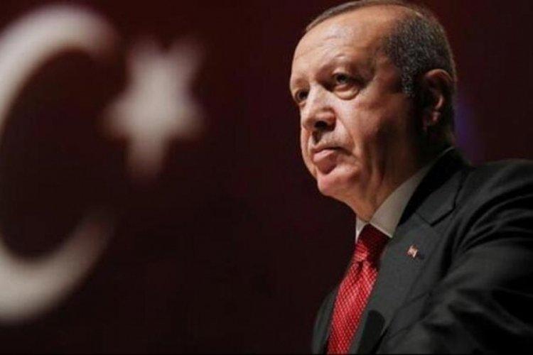 Cumhurbaşkanı Recep Tayyip Erdoğan'dan Hatay mesajı