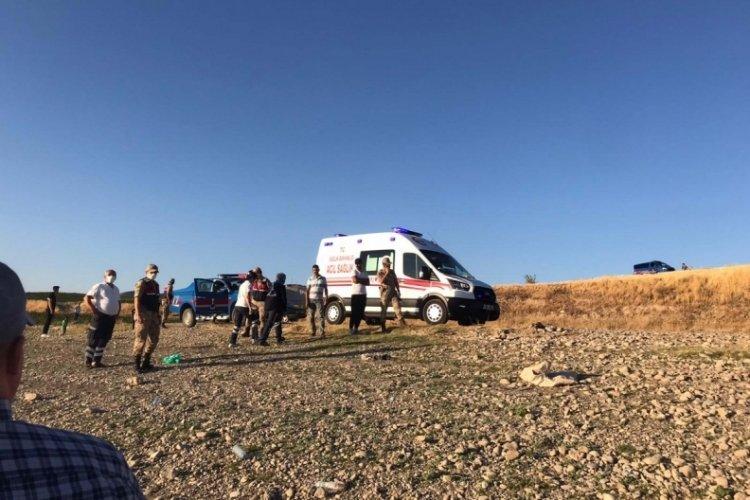 Adıyaman'da Baraj gölüne giren Mustafa hayatını kaybetti