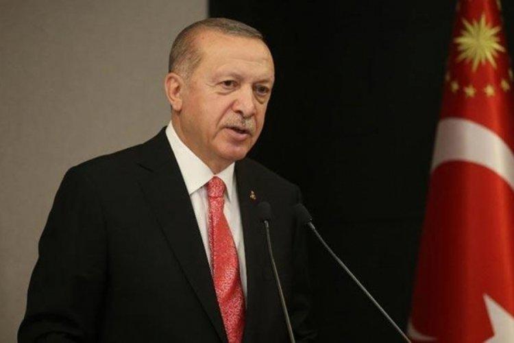 Cumhurbaşkanı Erdoğan, Erzurum Kongresi'nin 102'nci yıl dönümünü kutladı