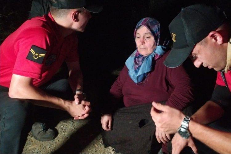 Bursa Uludağ'da kaybolan kadın bulundu: Sadece suyla beslenmiş