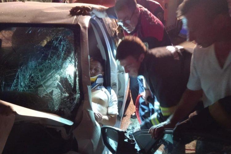 Feci kazada 10 yaşındaki Berkay öldü, 7 kişi yaralandı