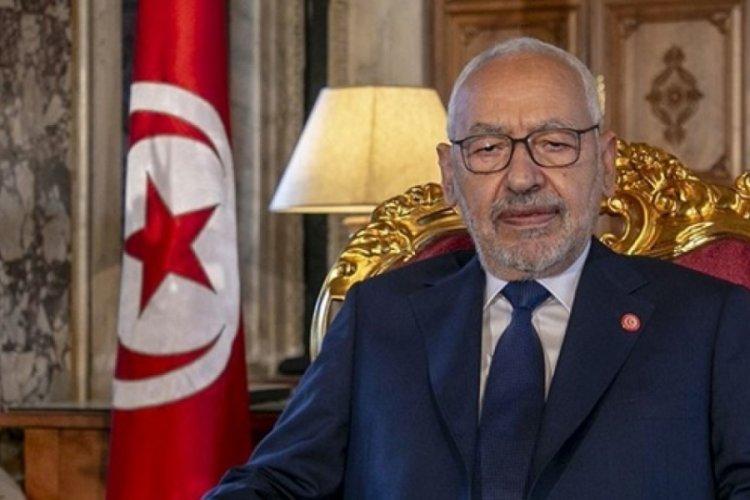 Tunus Meclis Başkanı, halkı 'darbe'ye karşı mücadeleye çağırdı