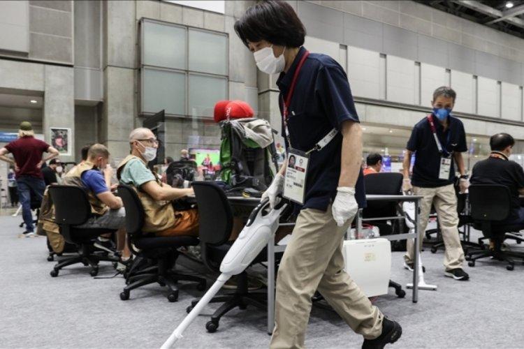 Tokyo Olimpiyatları'na akredite kişilerden Kovid-19'a yakalananların sayısı 148'e çıktı