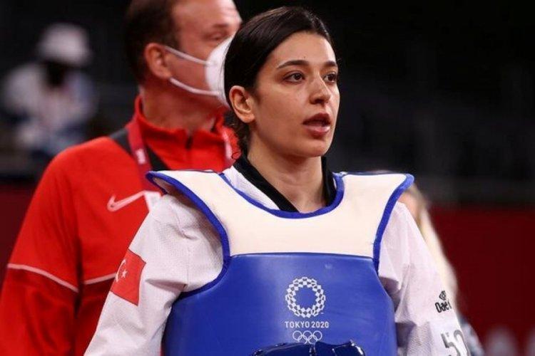 Tekvandoda Nur Tatar altın madalya şansını kaybetti!