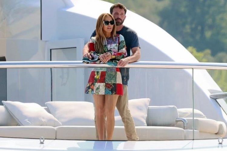 Jennifer Lopez, eski sevgilisiyle aşk tazeledi