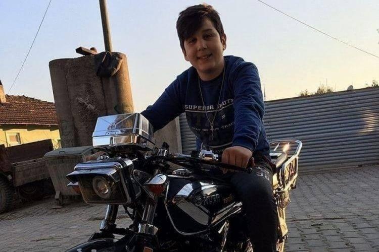 14 yaşındaki genç, izinsiz aldığı traktörde kaza yapıp öldü!