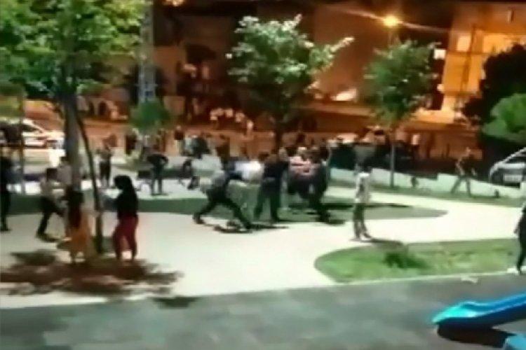 İstanbul'da çocukların mahalle kavgasına aileler de katıldı