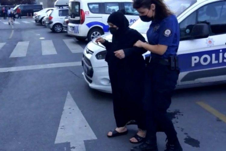 Engelli torununu döven 75 yaşındaki kadın tutuklandı