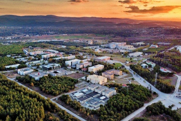 Bursa şehir merkezinin akciğeri Uludağ Üniversitesi