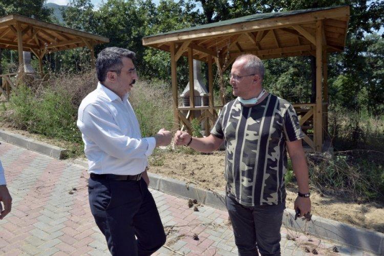 Bursa'da Balaban Mesire alanı açılıyor