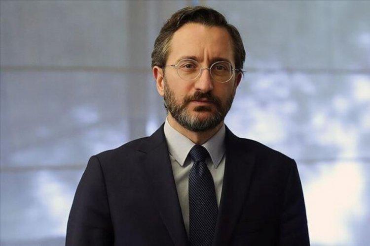 Fahrettin Altun: Başörtüsü kararı AB'nin iki yüzlülüğünü ortaya koydu