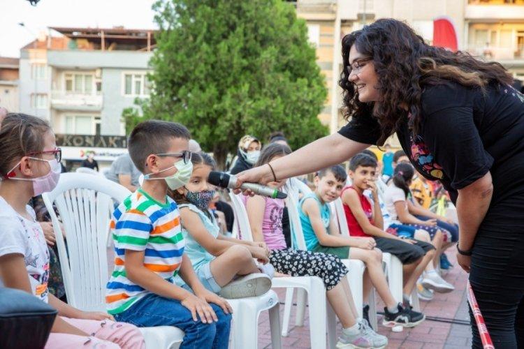 Bursa sokakları Birnefestival'le renkleniyor! 3 bin kişi sanatla buluştu