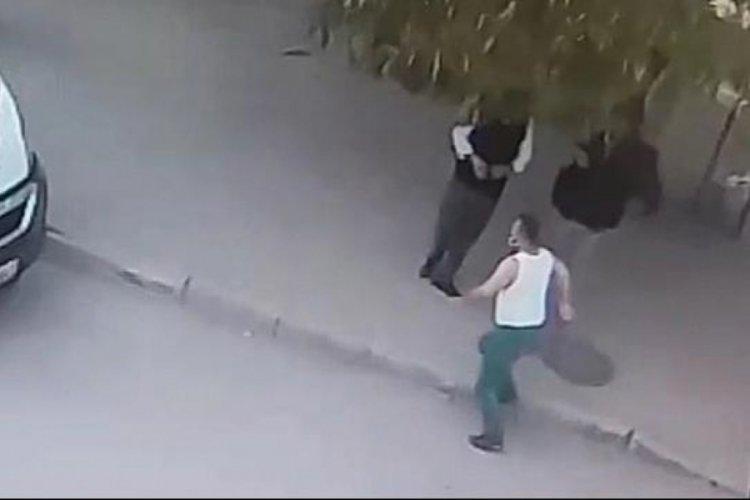 Bursa Küçük Sanayi Sitesi otobüs durağındaki cinayette yargılama başladı