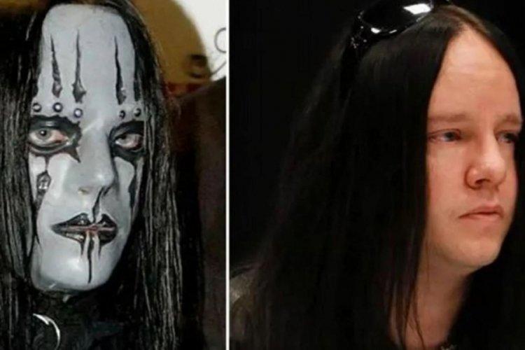 Slipknot'un kurucularından ünlü davulcu Joey Jordison hayatını kaybetti