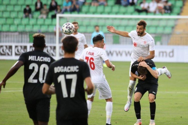 Sivasspor, Petrocub'u sahasında ağırlayacak