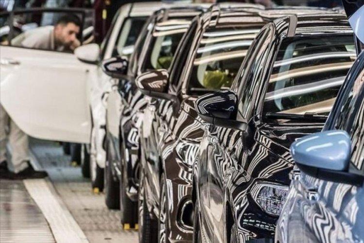 Türkiye'nin binek otomobil ihracatı 5 milyar dolara dayandı