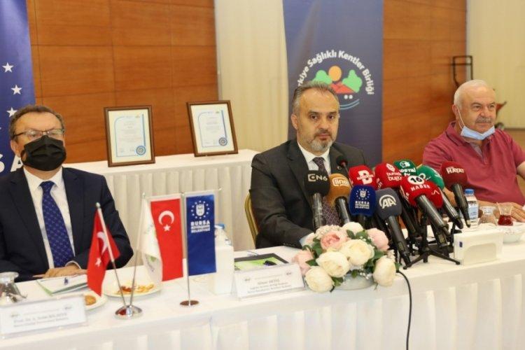 Başkan Aktaş: Bursa fasoncu olmamalı