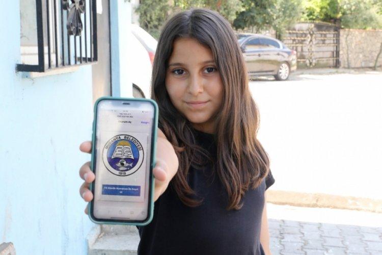 Bursa'da Mudanya Eşit Eğitim Ağı projesi tamamlandı